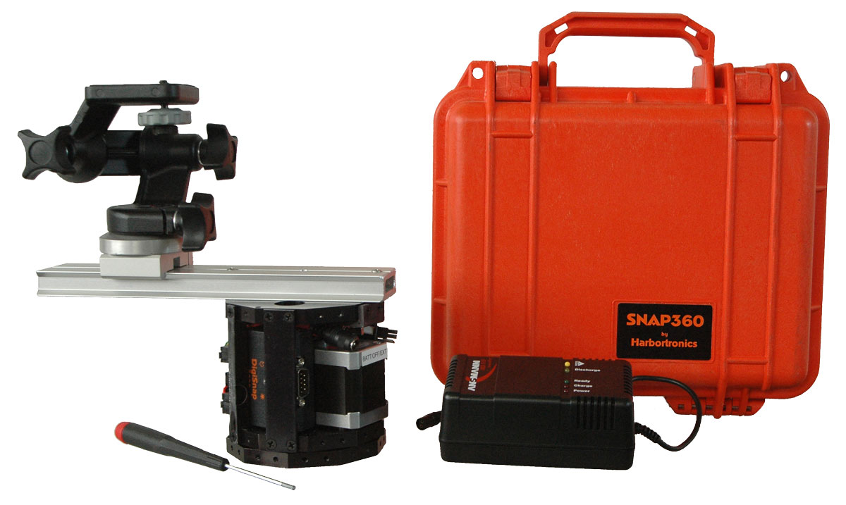 snap360 tower mount package products harbortronics