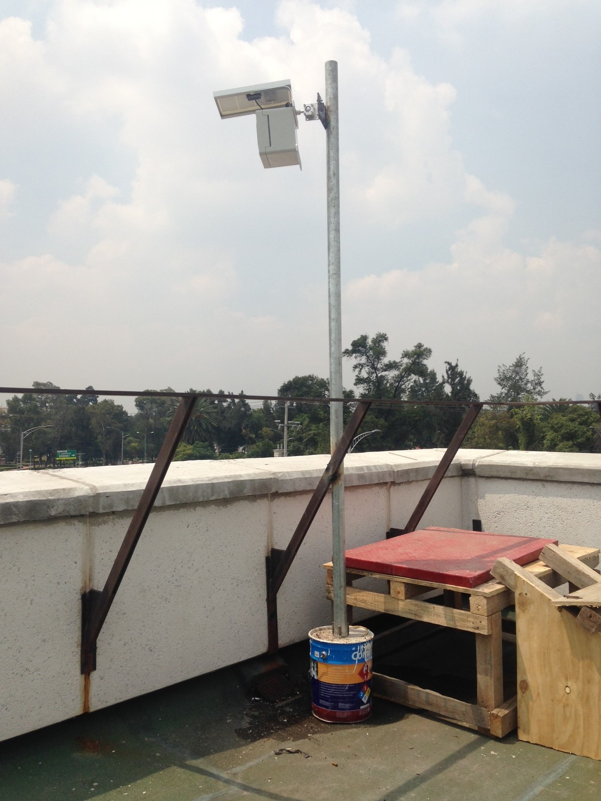 Time Lapse Package Installations Worldwide Harbortronics